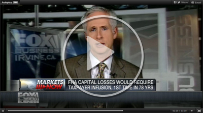 John Burns on Fox Business