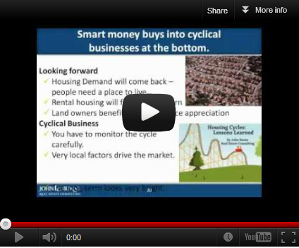 John Burns Real Estate Consulting webinar