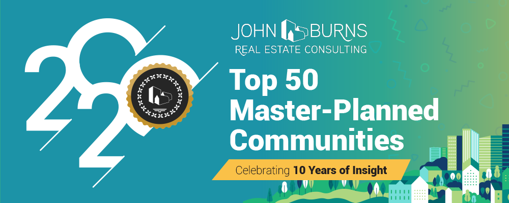 Top Master-Planned Communitiess of 2020 Web Banner